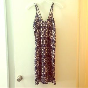 Charlotte Russe - Printed Dress